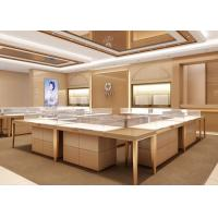 China Contemporary Jewelry Product Showroom Display Cases With Pre - Assembled Structure wholesale
