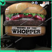 China Mcdonald's Hamburger Advertising Inflatable Hamburger Model wholesale