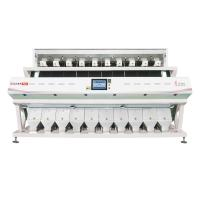 China Recyclable 10 Channels Coix Rice Color Sorter With Full Color CCD RGB Camera wholesale