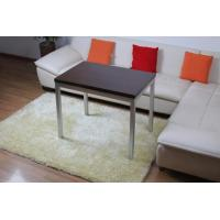 China extendable dining furniture, dining room table,,  900*600(1200)*750mm wholesale
