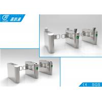 China Bidirectional Direction Swing Barrier Turnstile Lane Width 900 - 1200mm Long Service Life wholesale