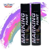 China Line Road Marking Waterproof Spray Paint Non Toxic Excellent Adhesion Reflective wholesale