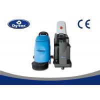 China Dycon Industrial Light Gray Batteryt Dc Floor Scrubber Dryer Machine With A Seat wholesale