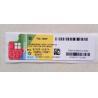Buy cheap 32 bit / 64 bit win 7 professional sp1 product key COA License Sticker from wholesalers