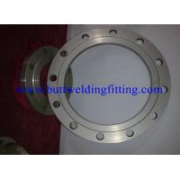 China Forged Steel  Flange  BS4504 PN6 To PN40 Stainless Steel Slip On Weld Flange ASME B16.5 on sale