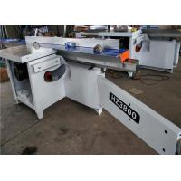 China Customized Voltage Sliding Table Panel Saw 3800mm Length High Efficiency wholesale