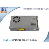 China Desktop Aluminum 12V 30A AC DC Switching Power Supply , 80% Efficiency wholesale