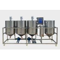 China Large Oil Refinery Machine 3kw Power High Efficiency ISO Certification wholesale