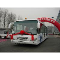 China Ramp Bus Customized 16m2 Effective Standing Area 13 Seats 4 Doors wholesale
