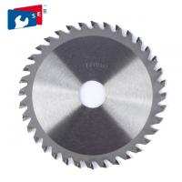 China Wood Cutting TCT Circular Saw Blade with Polish Surface Treatment wholesale