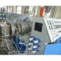 Quality High Capacity WPC Profile Extrusion Line Precision For Wall Siding Panel for sale