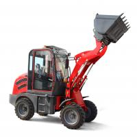 China China 800kg-6000kg diesel wheel loader for sale with factory price on sale
