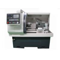 China Household Metal Drill Machine , Small CNC Lathe Machine For Mini Machine Tools wholesale