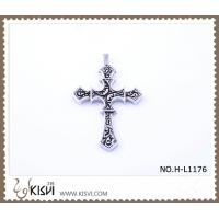 China 316 stainless steel pendant with Lanner criss shape H-L1176 wholesale