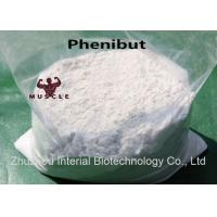 Buy cheap Nootropic Drug Powder Phenibut for Antidepressant CAS: 1078-21-3 with Safe Delivery from wholesalers