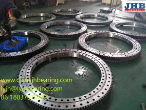 China E.1390.30.15.D.1-R  slewing bearing  1390x1115x105 mm for plastic and rubber machine wholesale