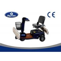 China Riding On Dust Cart  Floor Cleaning Scooter Equipment Easy Operation wholesale
