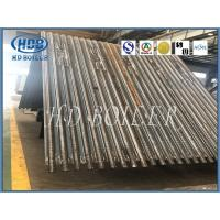 China Painted Water Wall Panel Water Tube Boiler Parts For Porwer Station , ISO / SGS Standard wholesale