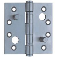 China Security Anti Theft Square Door Hinges 4 Inch Stainless Steel Door Hinges wholesale