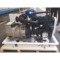Buy cheap Kubota Generator for Prime Power 25KVA from wholesalers