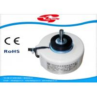 China Resin Packing Asynchronous Motor , Electric Air Conditioner Condenser Fan Motor 18W wholesale