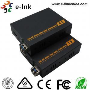 China HDMI 2.0 over Fiber Optic Extender wholesale
