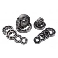 China Open 2rs ZZ Stainless Steel Ball Bearings wholesale