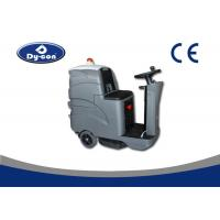 China Custom Hard Floor Scrubber Machine Ground Cleaning Battery Powered 24V Voltage wholesale