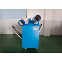 China 18700BTU Industrial Spot Cooling Systems / Temporary Coolers For Supplying Cold Air wholesale