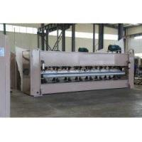 China High Speed Felt Making Machine , Textile PP Non Woven Fabric Making Machine wholesale