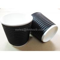 China Insulated Take Out Disposable Paper Cup Double / Single Wall Custom Printing wholesale