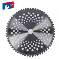 China 255mm TCT Circular Saw Blade Compact Design For Harvesting Wheat Soybean wholesale