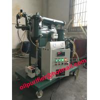 China wholesale insulating cable oil filtration and purification machine with moisture tester wholesale
