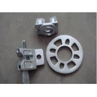 Quality Modular Steel Tower System Scaffold Components With Rosette Ledger Head Brace for sale