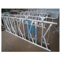 China Hot-dip galvanized Head Lock Fence Panel for Cattle Ranch / Sheep wholesale