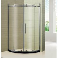 China Modern Bathroom tempered glass shower door for shower and toilet cabin wholesale