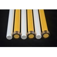 China Zirconia Ceramic Plunger High Precision 22.22 * 207MM White / Yellow wholesale