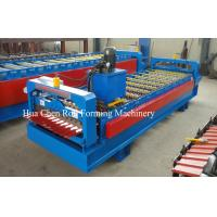 China 45# Steel Wall Panel Roll Forming Machine wholesale