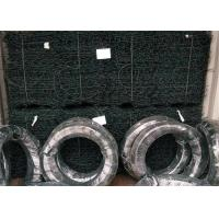 China River Bank Gabion Wire Mesh 2 M X 1 M X 1 M For Protection Border Control wholesale