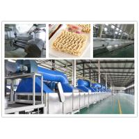 China Customizing Non-Fried Instant Noodle production Line for drying Noodle Machinery wholesale