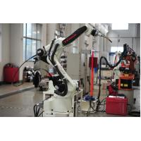 China Gantry - hanging Welding Robotic Arm for Stainless Steel / Aluminum wholesale