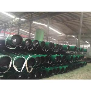 China API 5CT Oilfield casing pipes/carbon seamless steel pipe/oil drilling tubing pipe/Oilfield OCTG Casing tube wholesale