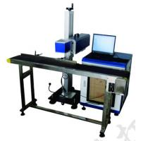 China reliable fiber laser marker, marking machine MQLF- 10FB on sale