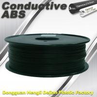 China Good Performance Of Electroplating ABS Conductive 3D Printer Filament 1kg / Spool  Conductive Filament wholesale