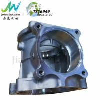 China Aluminum Alloy Die Casting Parts , Hassel - Free Performance Diecast Car Accessories wholesale
