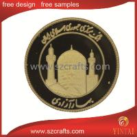 China China Gift Promotional commemorative manufacturer offer high quality shape coins wholesale