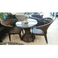 China Outdoor furniture rattan dinning set --3800 wholesale