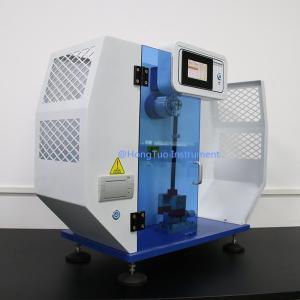 Buy cheap Pendulum Impact Testing Machine 25j Izod Pendulum Impact Resistance of Plastics from wholesalers