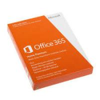 China Software Microsoft Office 365 Home 5 Users 32 / 64 Bit Download Free wholesale