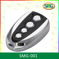 China 4 Channels 433mhz universal garage door opener remote control SMG-001 on sale